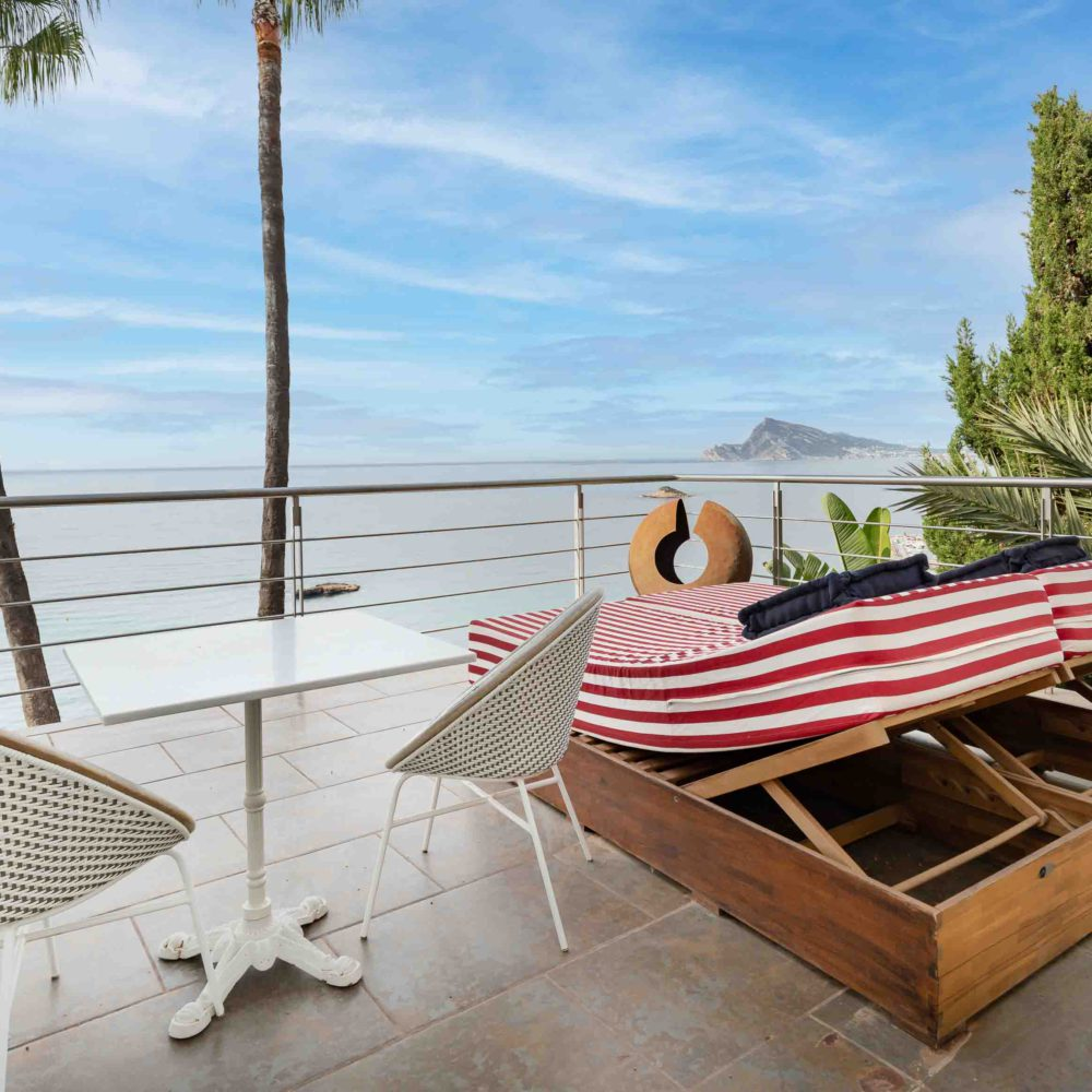 Hotel de playa